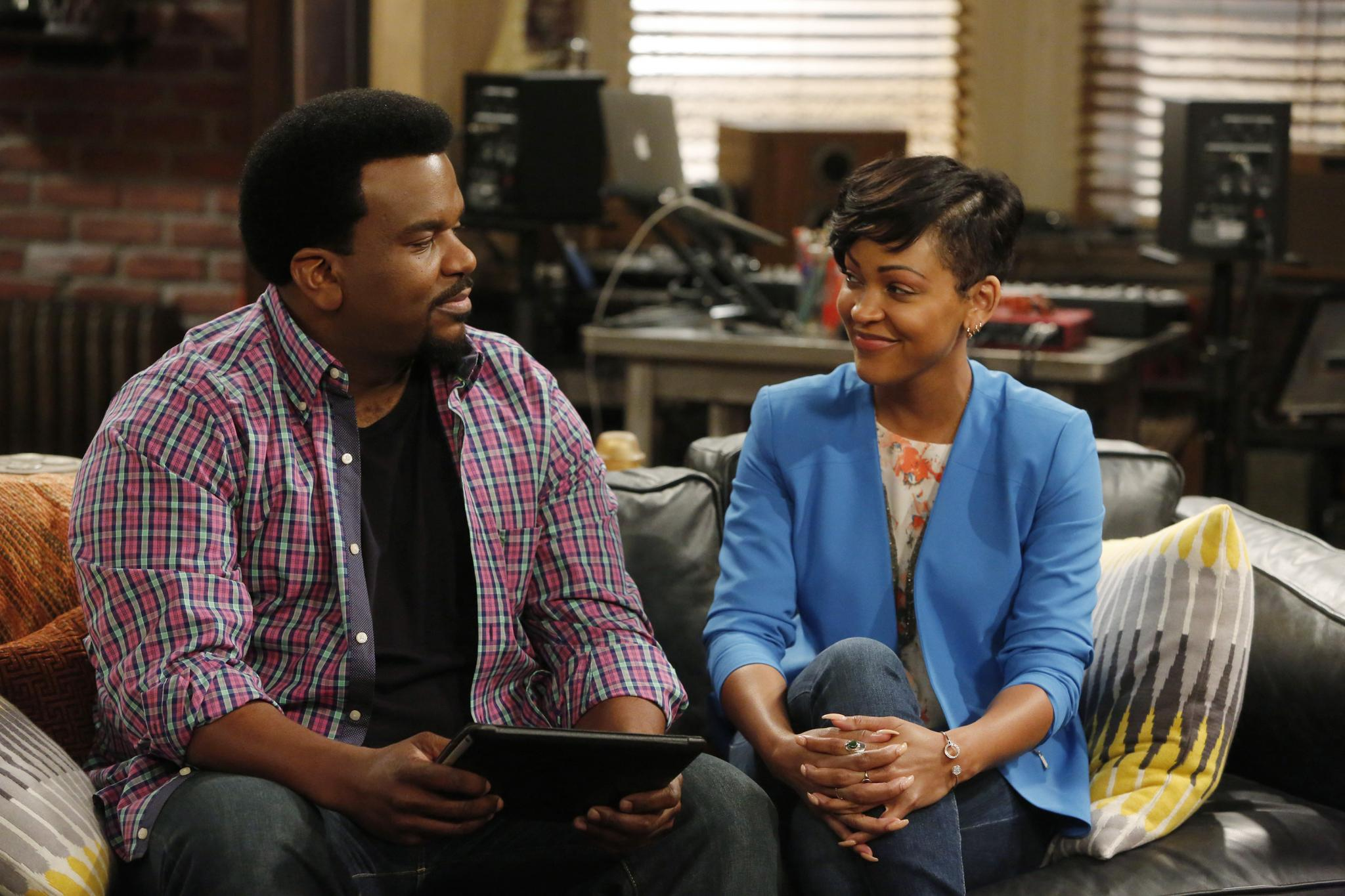 Must-See: Watch Craig Robinson and Meagan Good in New NBC Sitcom, 'Mr. Robinson'
