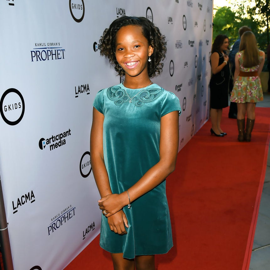 Quvenzhané Wallis to Pen Book Series Based on Her Life