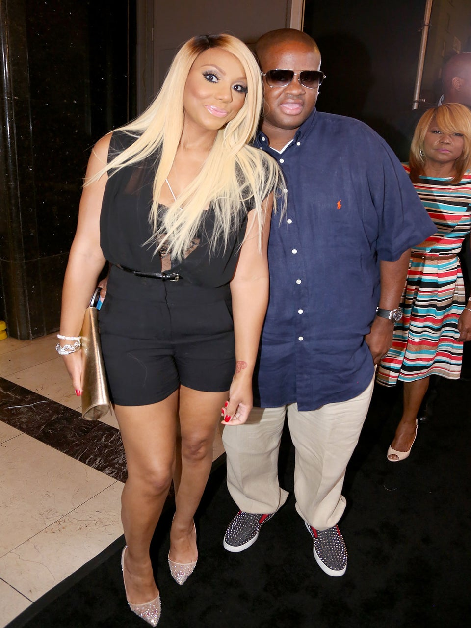 Tamar Braxton Speaks Out About Husband Vince Herbert's Health Scare