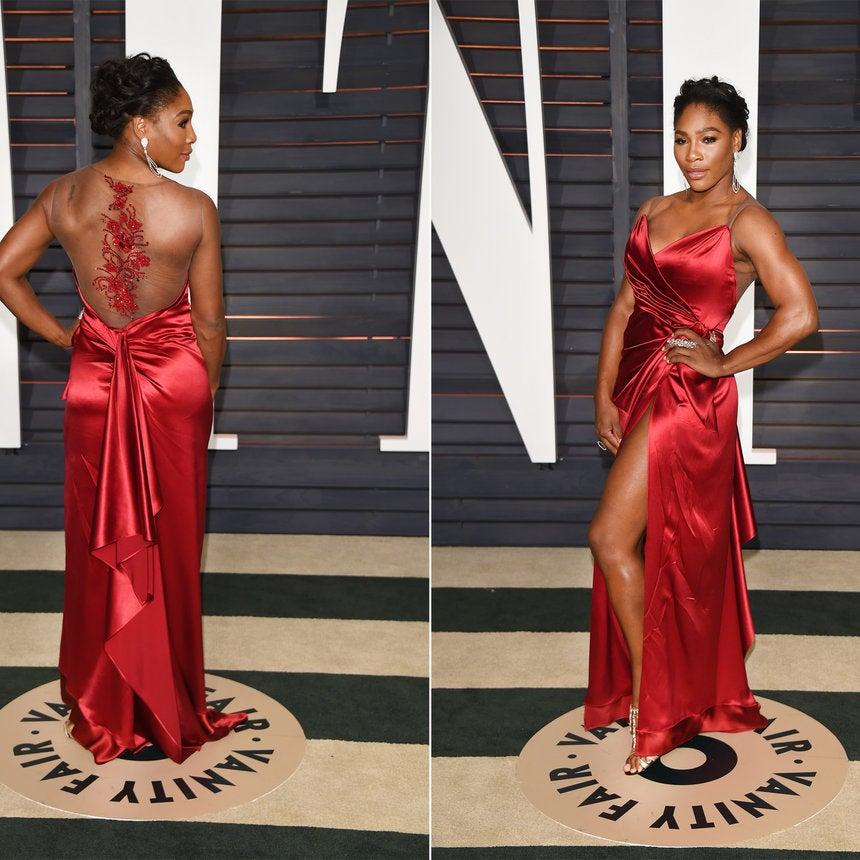 30 Times Serena Williams Served a Fierce Fashion Game