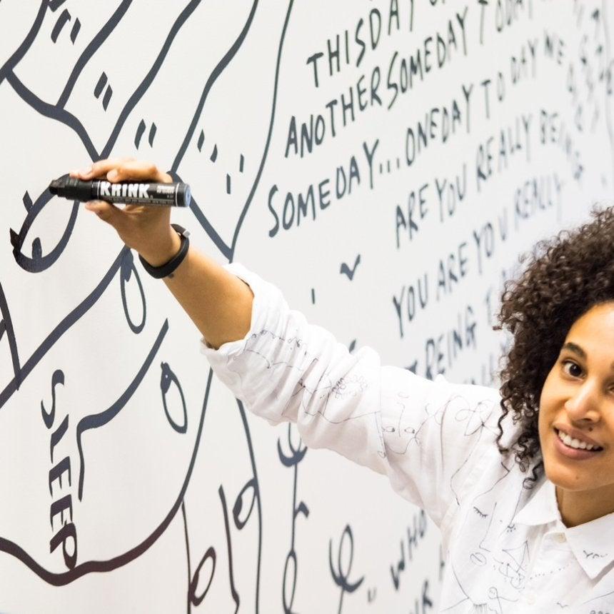 ESSENCE Network: Artist Shantell Martin on Turning Creativity into Cash