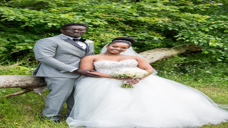 Bridal Bliss: Dayo and Natasha's Maryland Wedding