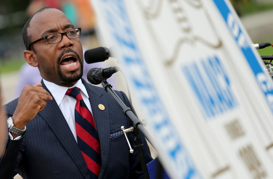 NAACP Embarks on 800-Mile 'Journey to Justice' March, from Selma to D.C.