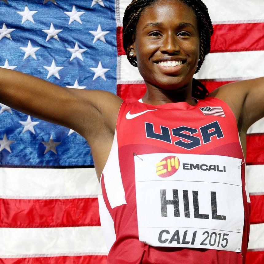 10 Badass Black Female Athletes Who Make Us Proud