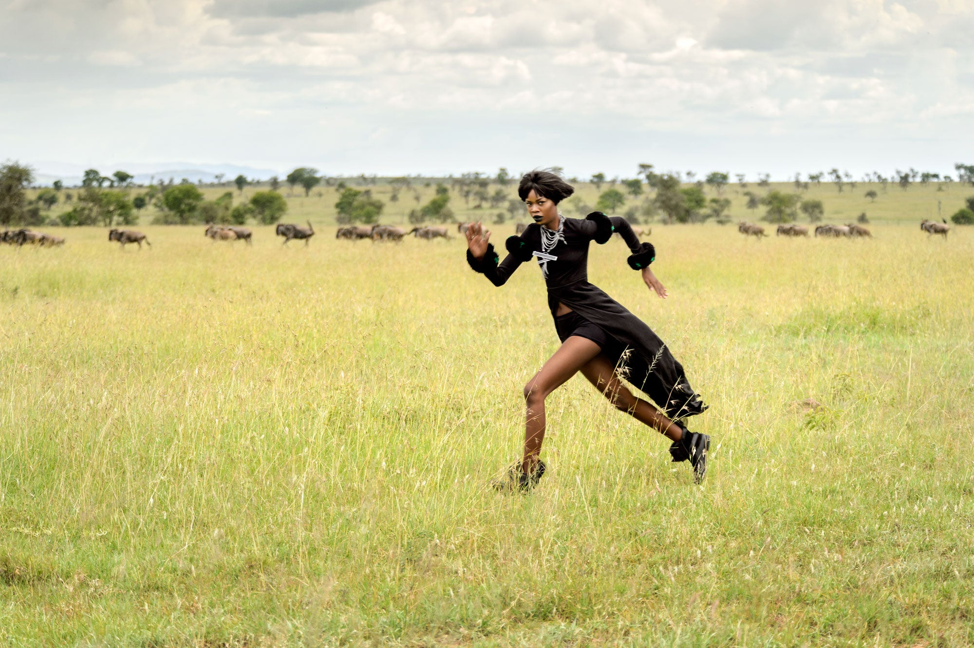 ESSENCE Travels: Behind the Scenes of ESSENCE's Global Issue in Tanzania and Kenya