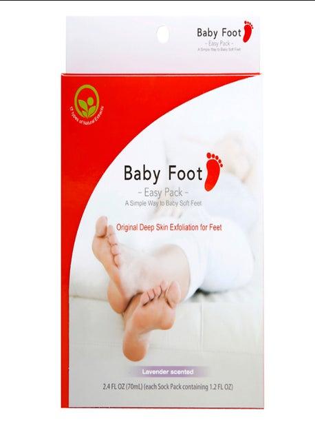 We Tried It: Baby Foot Exfoliant Foot Peel