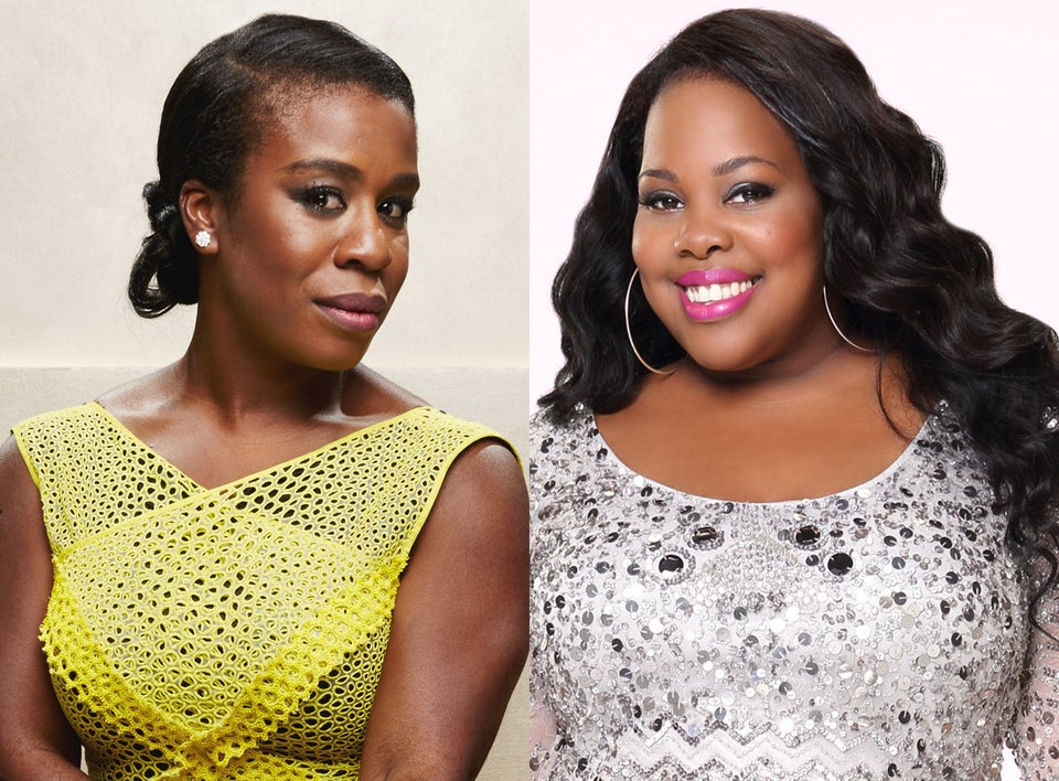 EXCLUSIVE: Uzo Aduba and Amber Riley Join NBC's 'The Wiz Live'