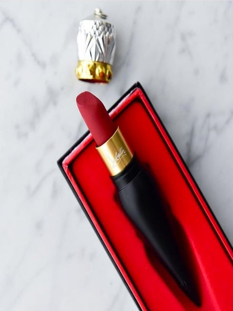 Christian Louboutin Launches Lipstick Collection