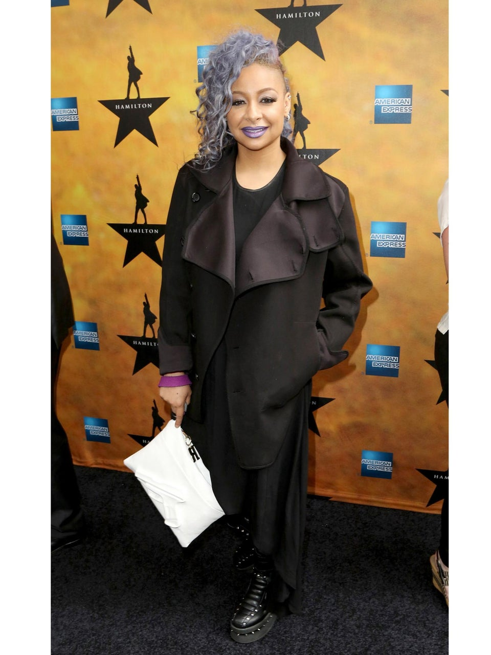 Raven-Symoné's Father Defends His Daughter 'Even If She Says Some Dumb S–t'
