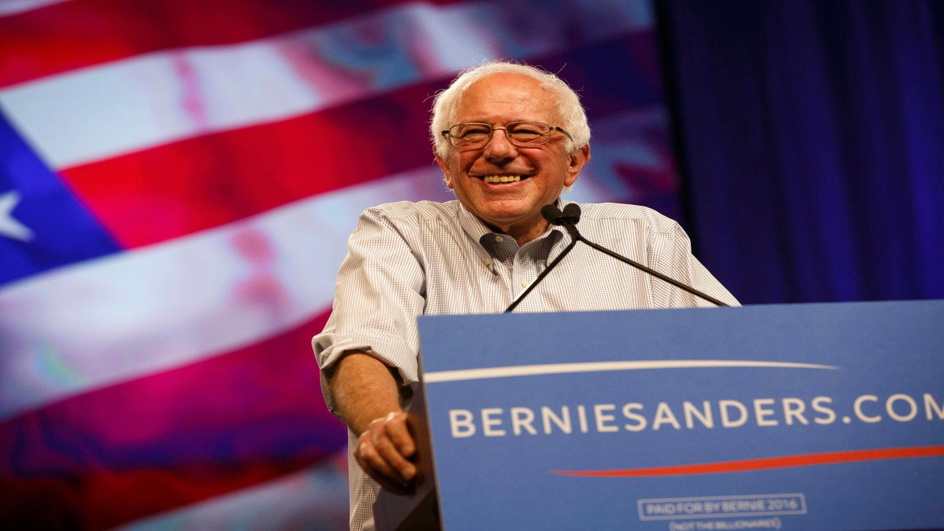 Bernie Sanders Kicks Off National HBCU Tour