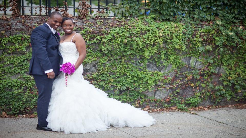 Bridal Bliss: Charnetta and Nick's New York City Wedding