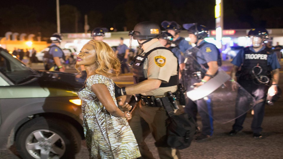 DOJ Report Says Lack of Communication Among St. Louis County Police Intensified Tensions in Ferguson