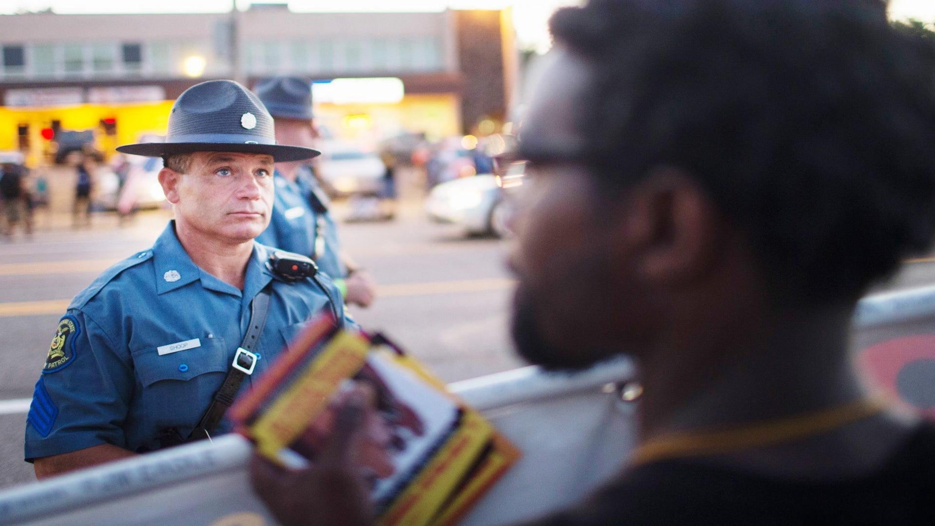 Ferguson Police Unveil New Plan Intended to Repair Community Relations