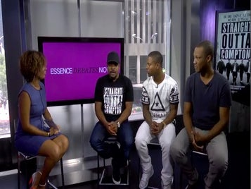 'Straight Outta Compton' Cast and Director on How NWA Made History When They Spoke Up
