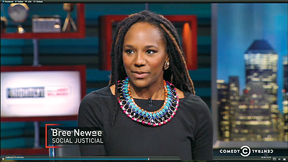 Black Girl Wonder: Bree Newsome on What's Next for Her in the Movement