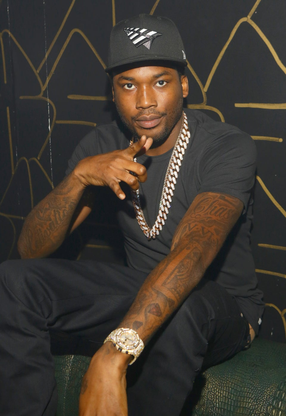 Meek Mill Loses Cousin To Gun Violence