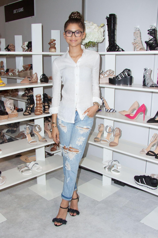 Zendaya Reveals the Inspiration Behind Her Daya By Zendaya Shoe Line