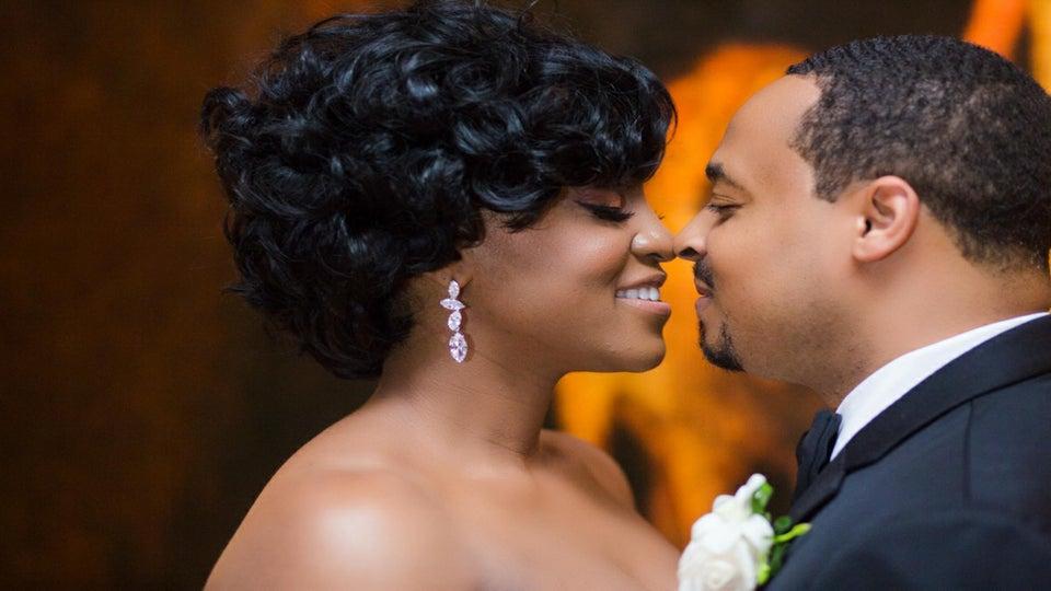 Bridal Bliss: Tymesha and H's Houston Wedding