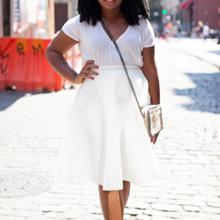 Street Style: 13 Chic Moments at June Ambrose's Closet Cleaning Sale