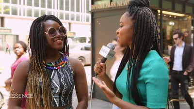 We're Talking All Things Hair on the Streets of New York!