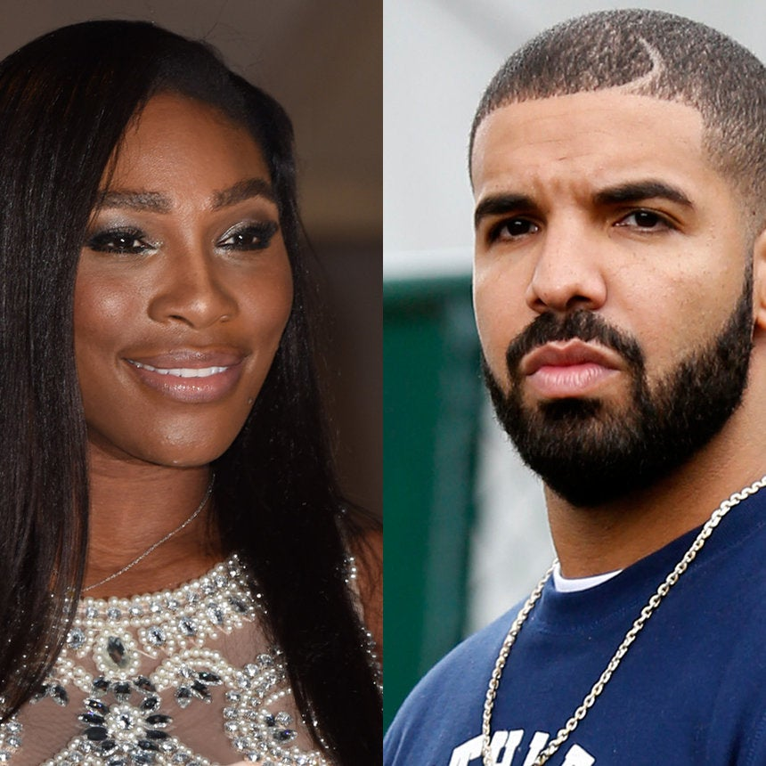 Coffee Talk: New Couple Alert? Serena Williams and Drake Caught Smooching