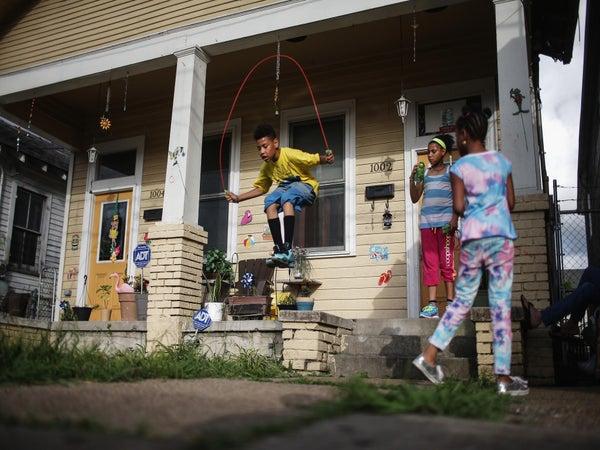 Hurricane Katrina: 10 Years Later