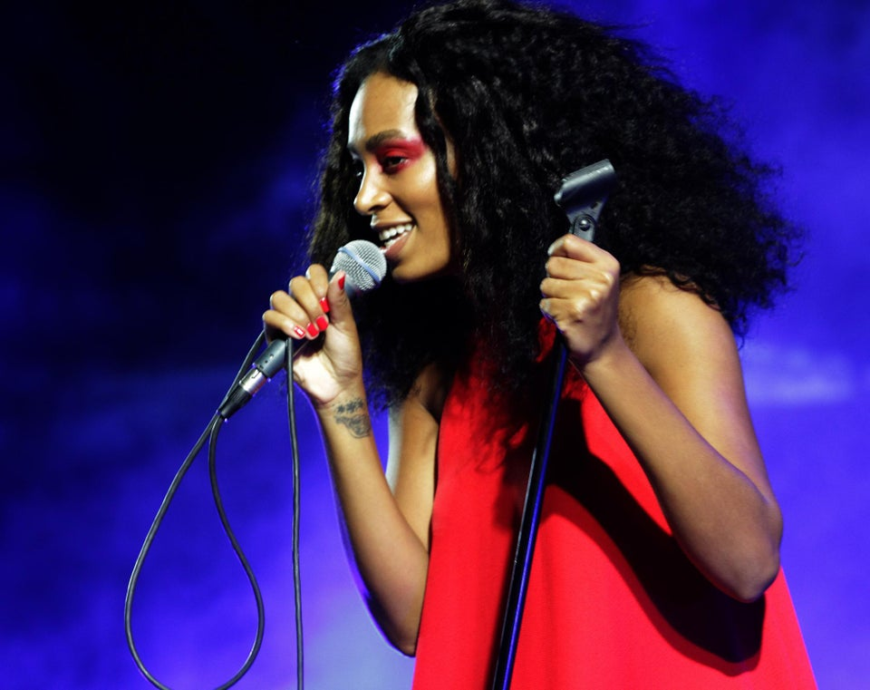 Must-See: Solange Covers Nina Simone's 'To Be Young, Gifted and Black'