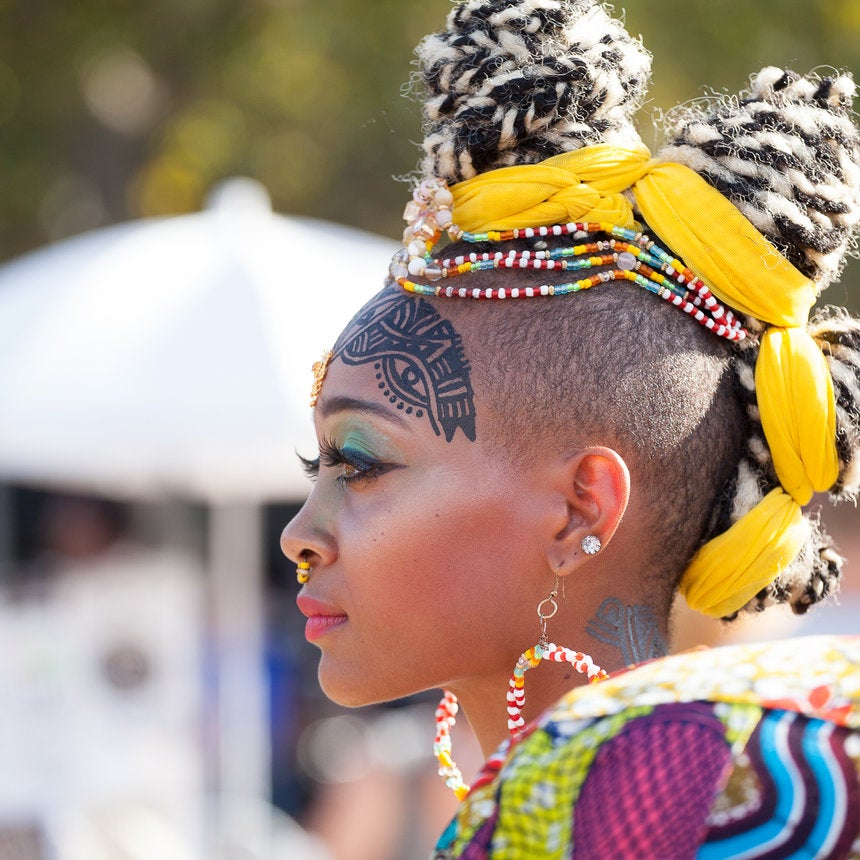 Hair Street Style: 65 Afrocentric Beauties Killing The Game