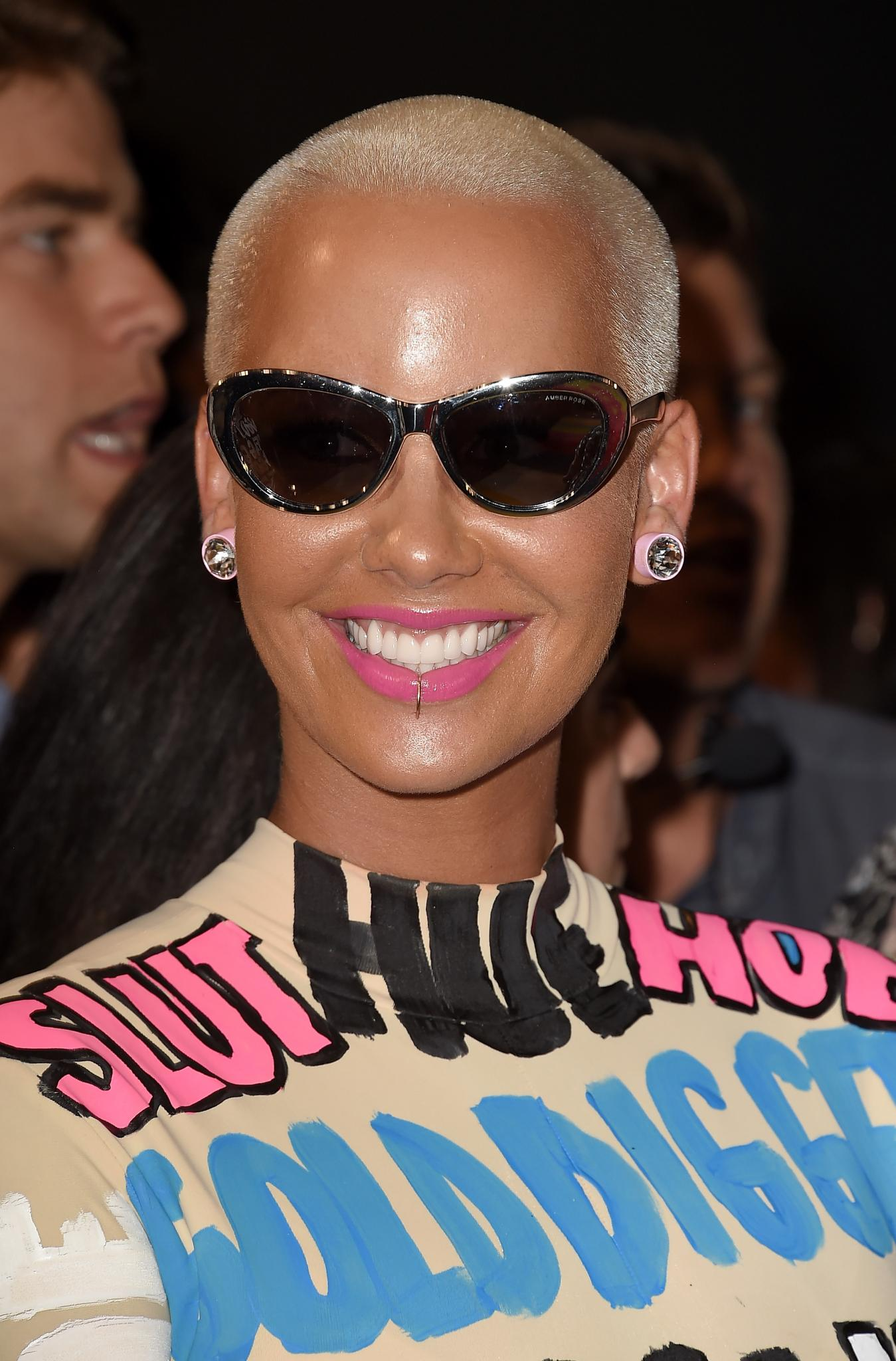 Why Amber Rose's SlutWalk Made Me Check Myself
