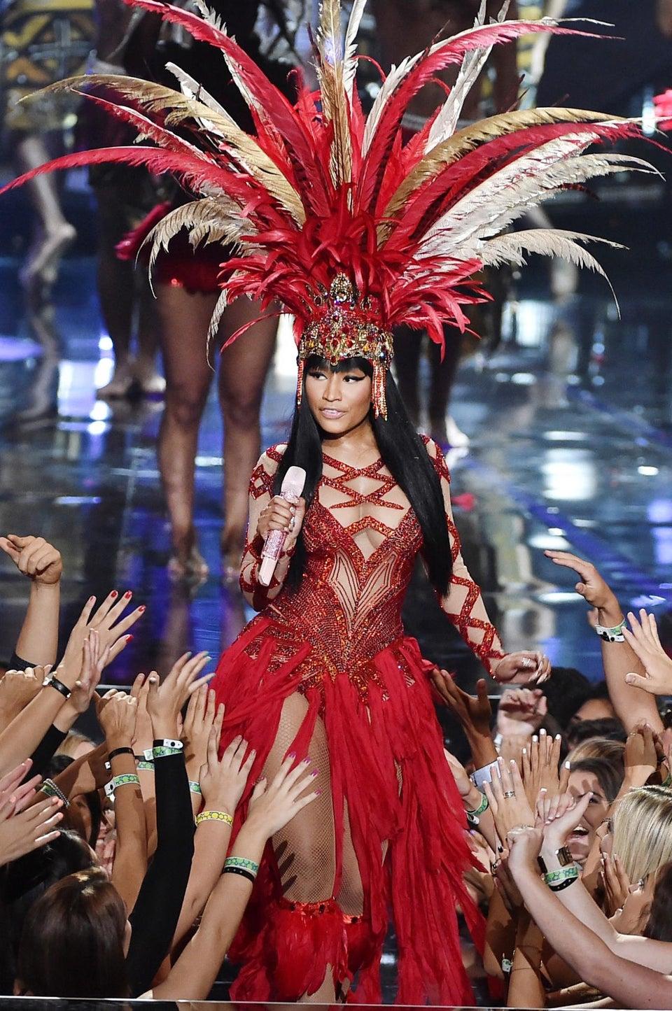 Nicki Minaj, D'Angelo, Beyonce Score AMA Nominations