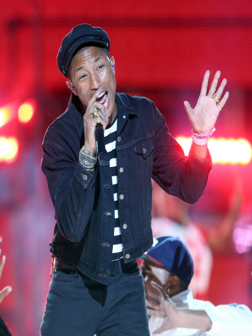 #ReadHappy: Pharrell Gives 50,000 Books to Children in Need