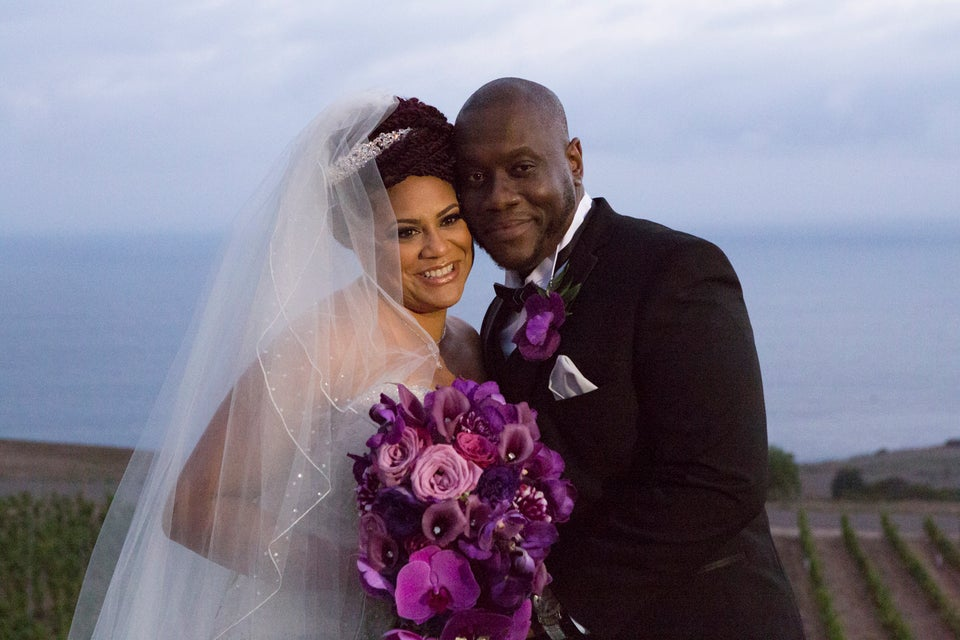 First Look: Kim Coles' Fairytale Wedding To Air On WE tv