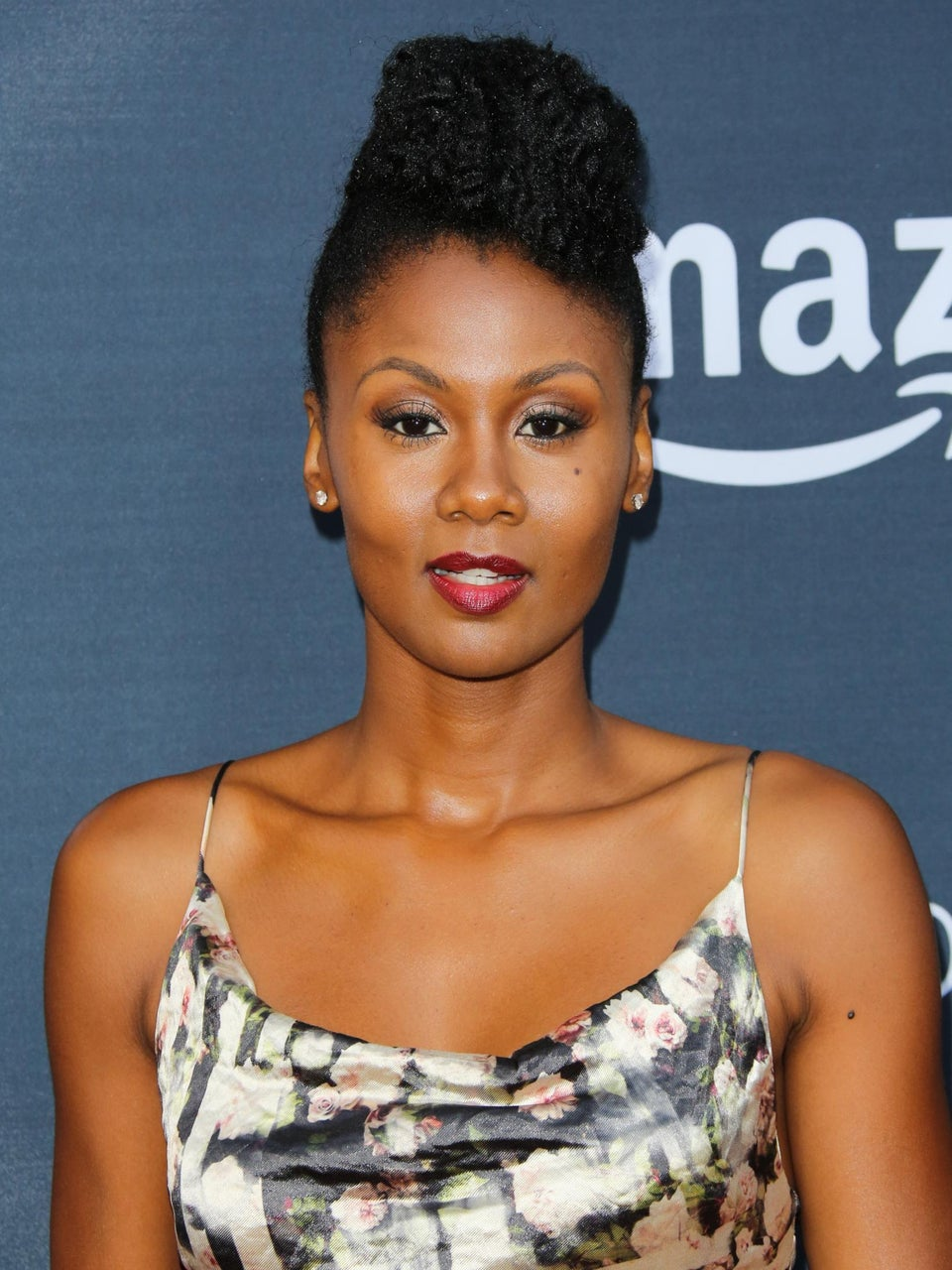 EXCLUSIVE: Emayatzy Corinealdi Discusses New Role in 'Hand of God,' Finding Love in Hollywood