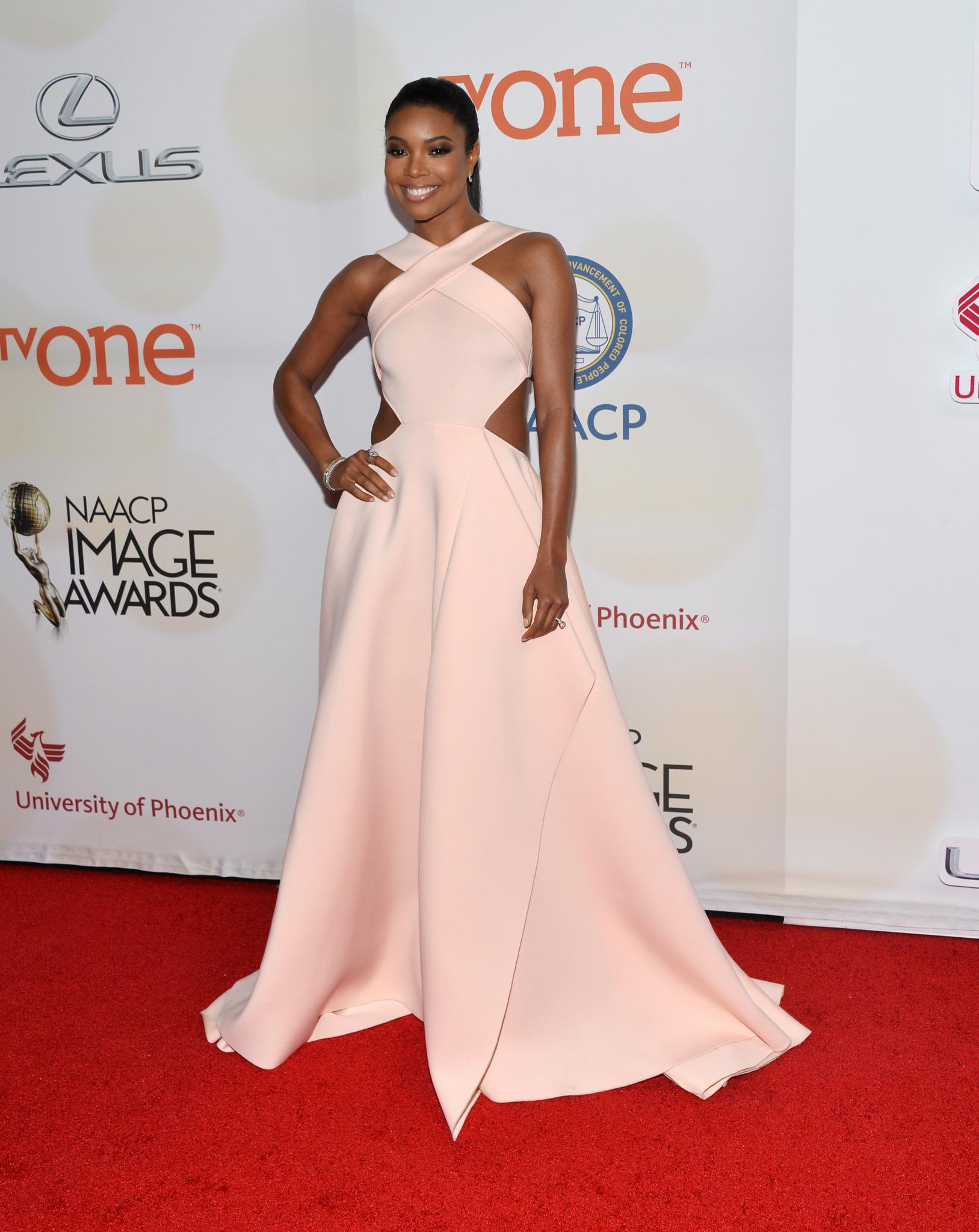 Image result for gabrielle union in pastel