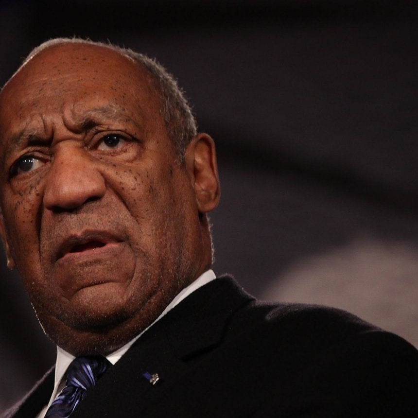 This Is How Bill Cosby Shared That Father's Day Social Media Post From Behind Bars