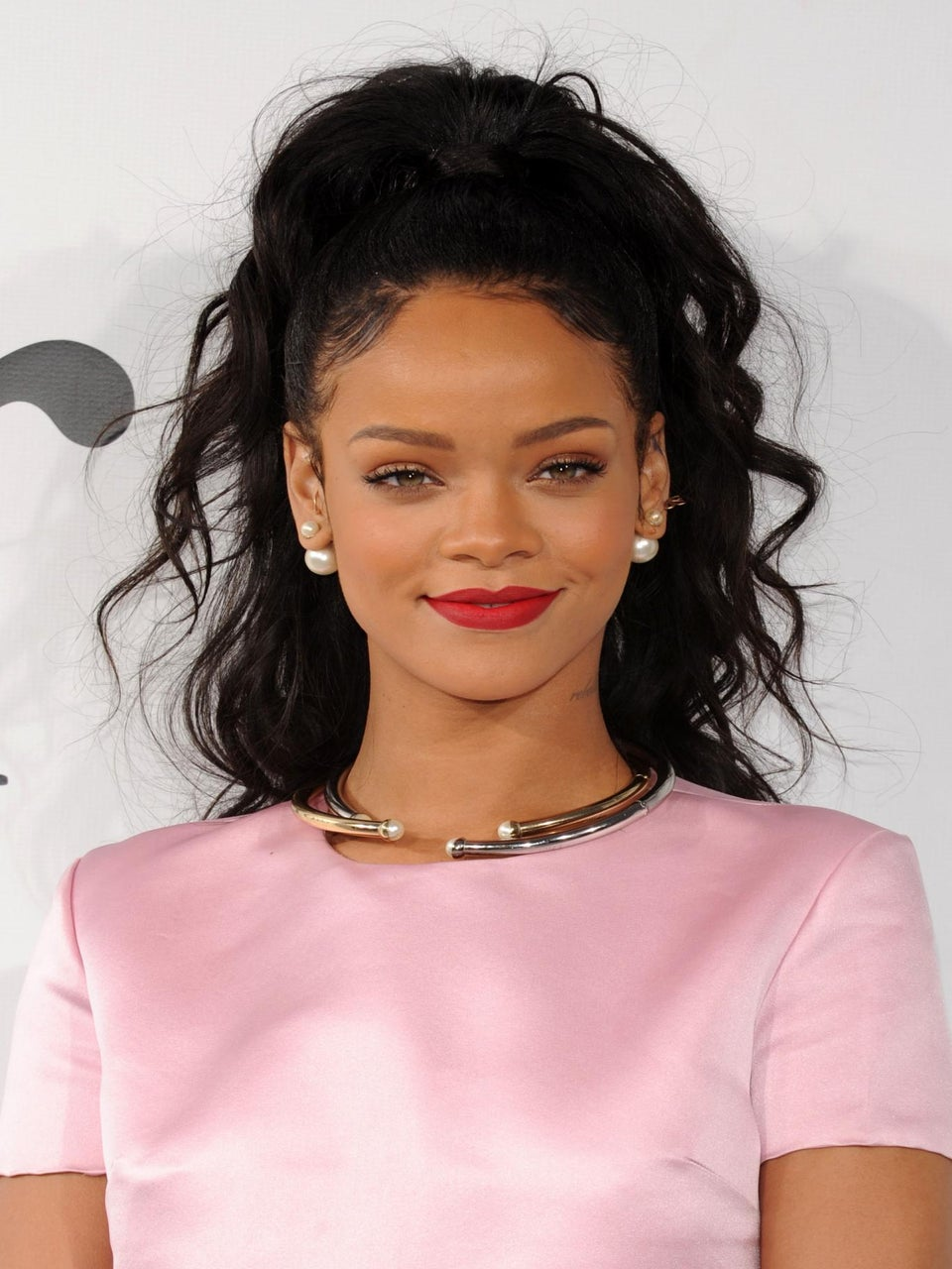 Rihanna Is Launching the Beauty Line of Your Dreams