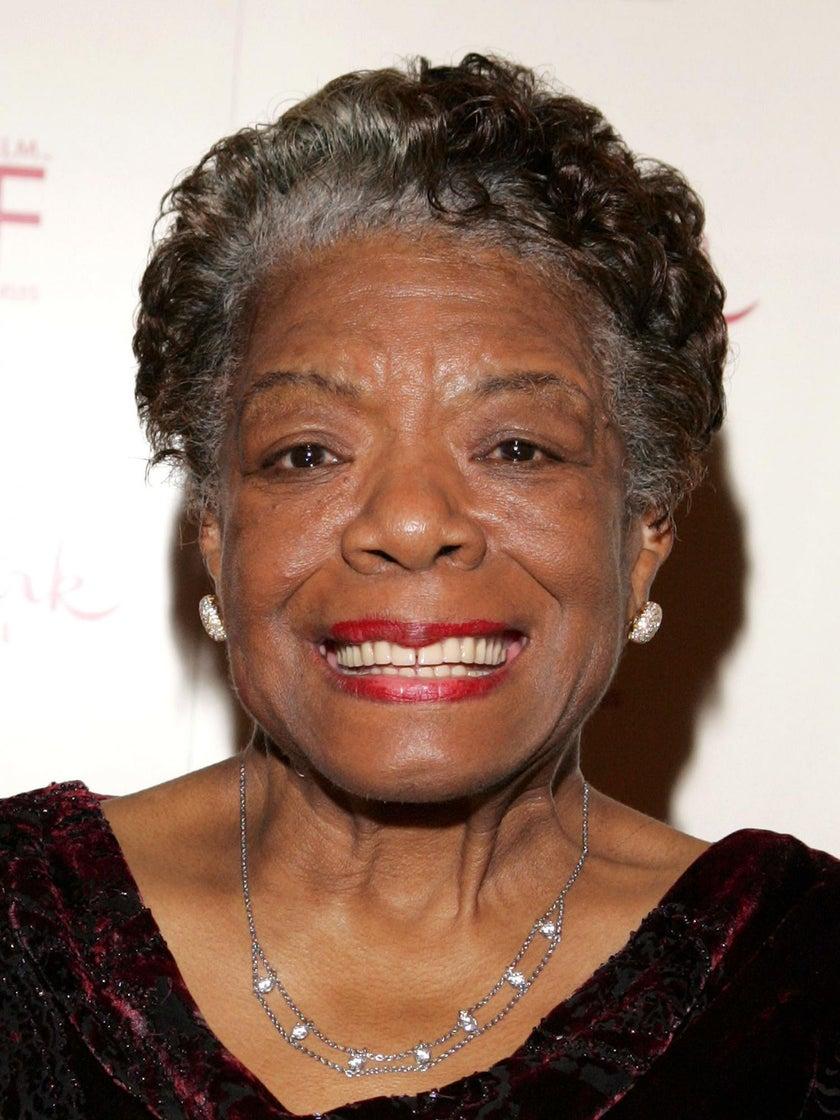 Maya Angelou Has People Debating How To Respectfully Refer To Our Elders