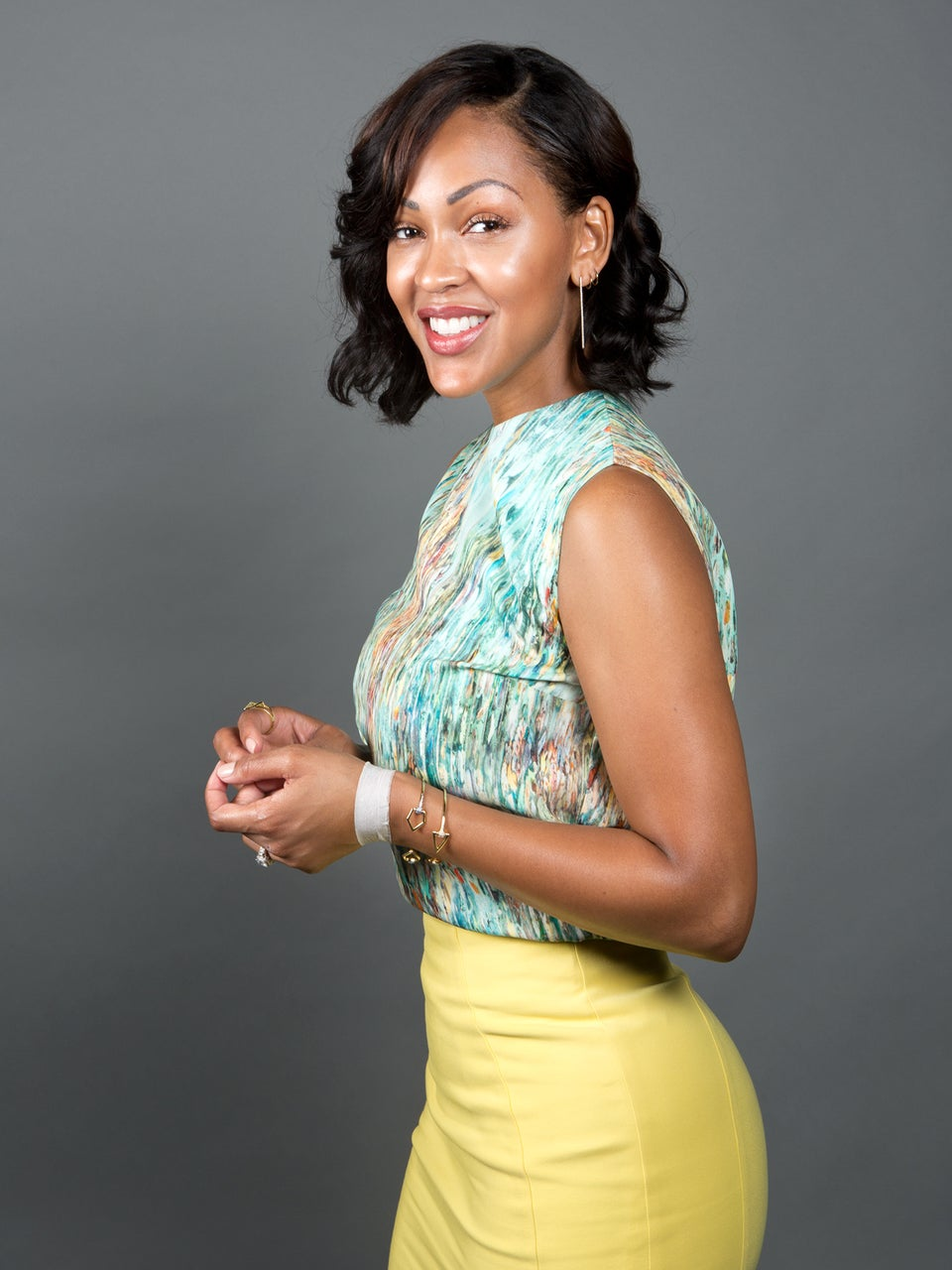 Meagan Good Explains Why This Election Isn't Just About Choosing A President