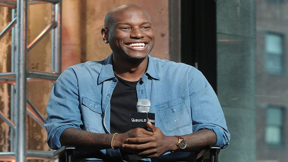 Tyrese to Appear on 'Empire' as Taraji's New Lover