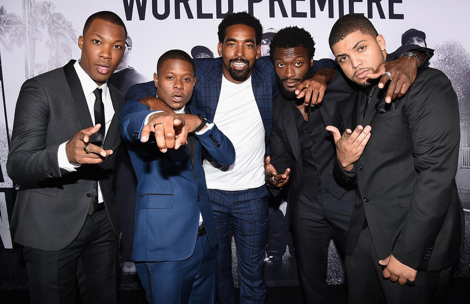 'Straight Outta Compton' Makes History as Highest Grossing Black-Directed Film Ever