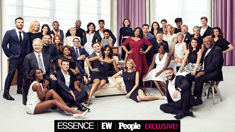 We Love Shondaland! Signed ESSENCE, Entertainment Weekly, and People