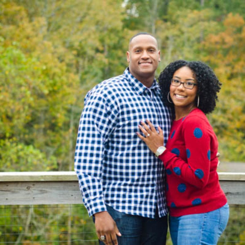 Just Engaged: A Facebook Message Led To Love
