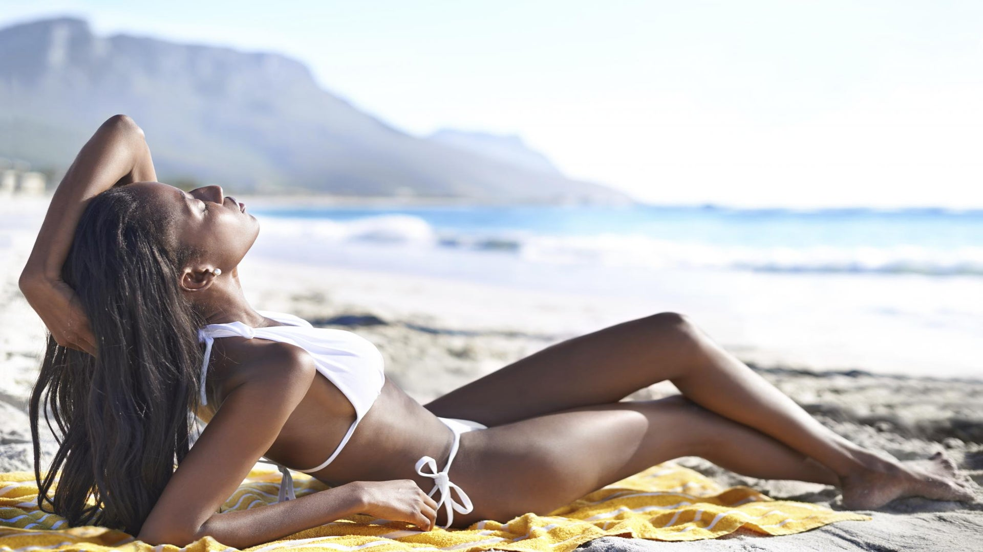 We Tried It: Spray Tanning