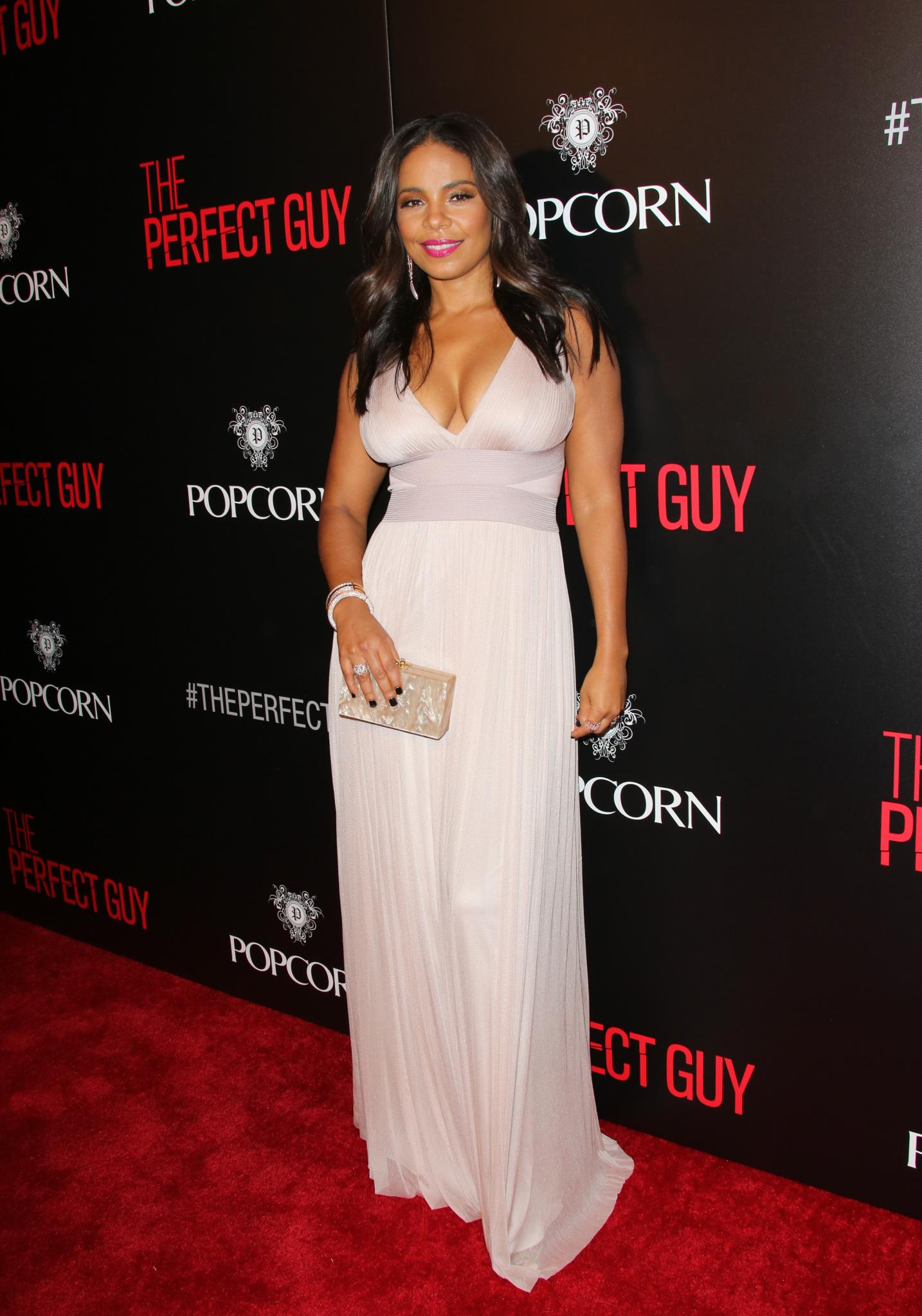EXCLUSIVE: Sanaa Lathan Reveals How a Stalker Prepared Her for Her Role in 'The Perfect Guy'
