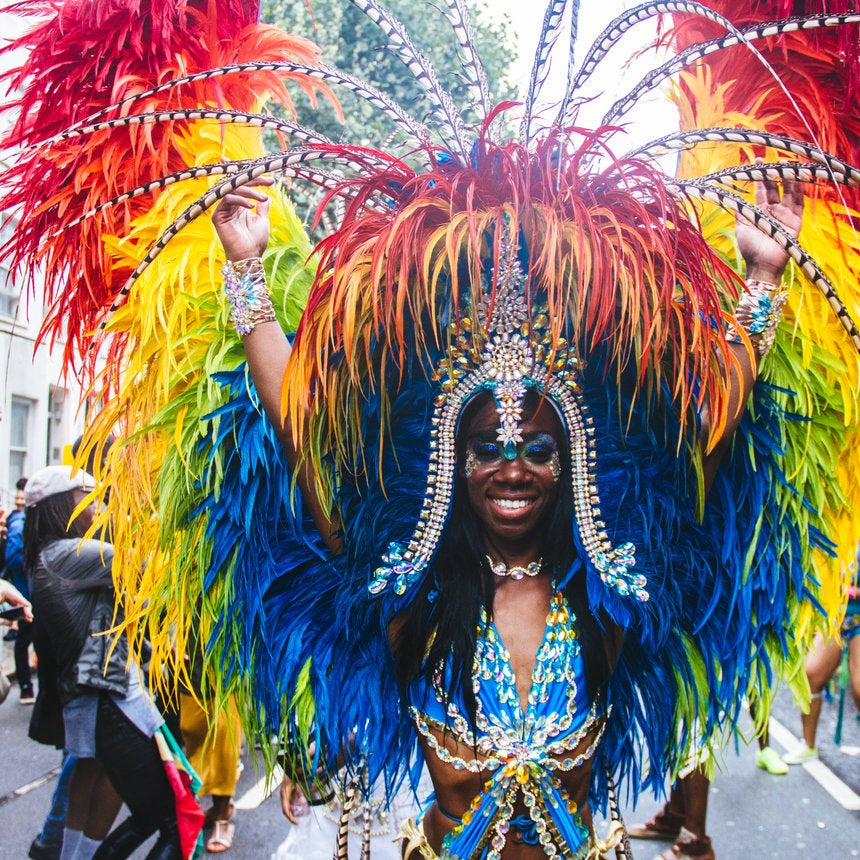 Nothing Can Stop We! Inside London's Notting Hill Carnival