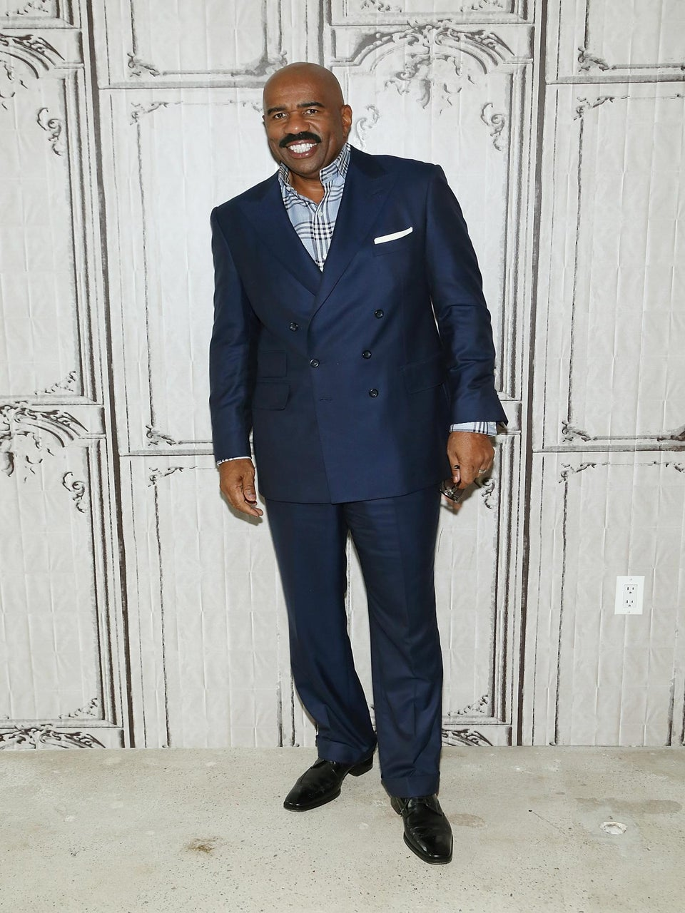 Here's What You Need to Know to Make Your Man a Better Lover According to Steve Harvey