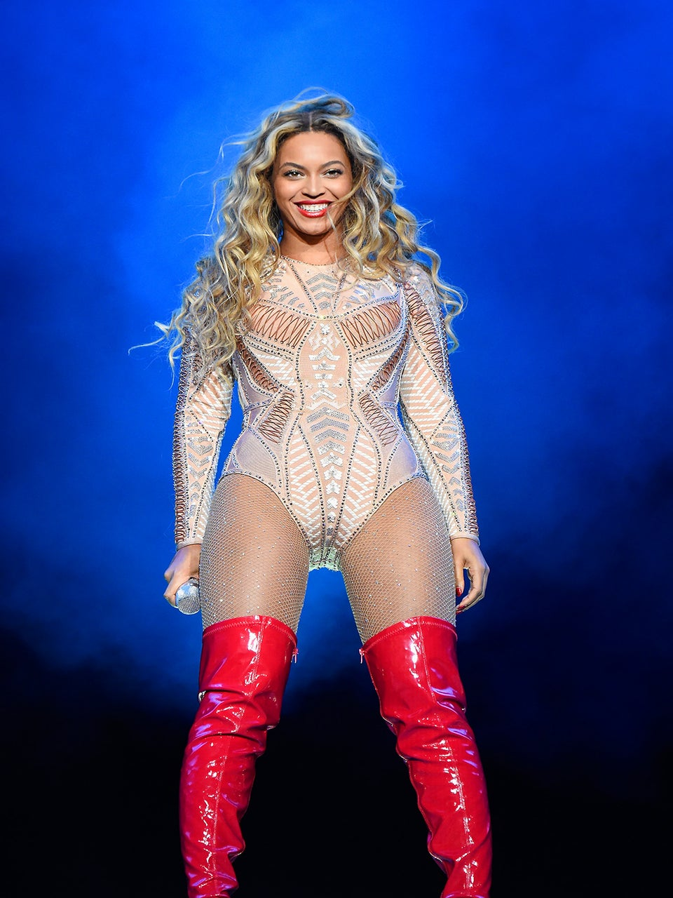 What Does Beyoncé Sing in the Shower? Hint: It's a Gospel Song