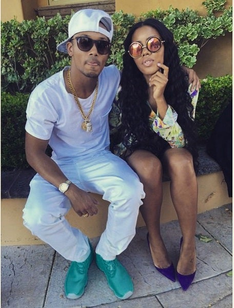 Awkward! The Moment Angela Simmons Told Romeo She Was Pregnant Was Pretty Tense