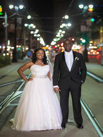 Bridal Bliss: Kim and Ramon's New Orleans Wedding