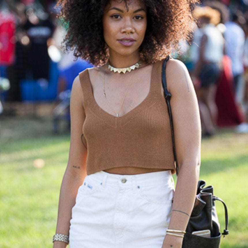 Street Style: Kissing the Summer Goodbye